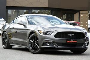 2016 Ford Mustang FM SelectShift Magnetic 6 Speed Automatic Fastback Hendon Charles Sturt Area Preview