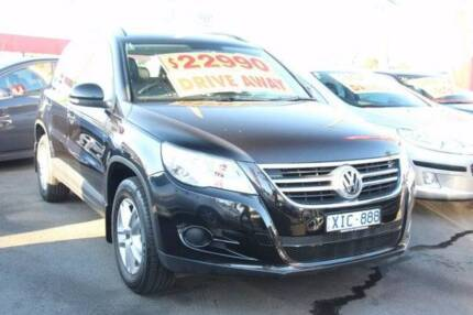 From only $85/wk on Finance* 2009 Volkswagen Tiguan Wagon Hughesdale Monash Area Preview