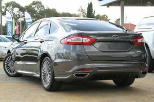 2015 Ford Mondeo MD Titanium PwrShift Magnetic 6 Speed Sports Automatic Dual Clutch Hatchback Greenacre Bankstown Area Preview
