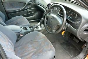 2000 Holden Commodore VT II Acclaim Orange 4 Speed Automatic Sedan Upper Ferntree Gully Knox Area Preview