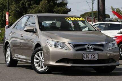 2012 Toyota Aurion GSV50R AT-X Bronze 6 Speed Sports Automatic Sedan Upper Mount Gravatt Brisbane South East Preview