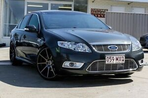 2009 Ford Falcon FG G6E Turbo Grey 6 Speed Sports Automatic Sedan Yeerongpilly Brisbane South West Preview