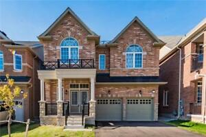 Newer 4-bedroom house in North Oakville