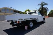 2013 Toyota Hilux KUN16R MY12 SR Glacier White 5 Speed Manual Cab Chassis Dalby Dalby Area Preview