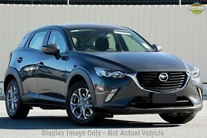 2017 Mazda CX-3 DK2W7A Maxx SKYACTIV-Drive Meteor Grey 6 Speed Sports Automatic Wagon West Hindmarsh Charles Sturt Area Preview