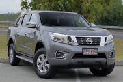 2015 Nissan Navara D23 ST Slate Grey 7 Speed Sports Automatic Utility Springwood Logan Area Preview