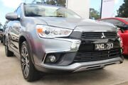 2016 Mitsubishi ASX XC MY17 XLS 2WD Grey 6 Speed Constant Variable Wagon Berwick Casey Area Preview