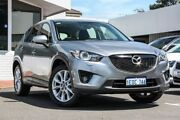 2014 Mazda CX-5 KE1031 MY14 Grand Touring SKYACTIV-Drive AWD Grey 6 Speed Sports Automatic Wagon Victoria Park Victoria Park Area Preview