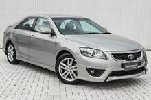2011 Toyota Aurion GSV40R MY10 Sportivo SX6 Silver 6 Speed Sports Automatic Sedan Embleton Bayswater Area Preview