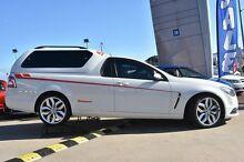 2014 Holden Ute VF Ute White 6 Speed Automatic Utility Victoria Park Victoria Park Area Preview