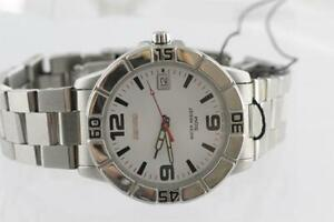 NEW IN BOX SEIKO LARGE FACE WATCH SALE FOR 65 % OFF