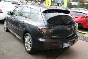 2007 Mazda 3 BK10F2 MZR-CD Grey 6 Speed Manual Hatchback