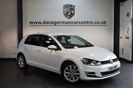 2014 64 VOLKSWAGEN GOLF 2.0 GT TDI BLUEMOTION TECHNOLOGY DSG 5DR AUTO 148 BHP DI