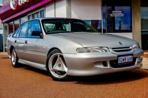 1997 Holden Special Vehicles ClubSport VS II Silver 4 Speed Automatic Sedan