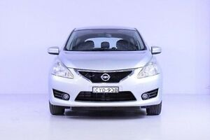2013 Nissan Pulsar C12 ST-S Silver 6 Speed Manual Hatchback Wadalba Wyong Area Preview