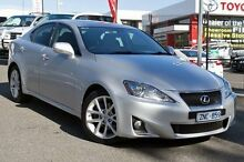 2012 Lexus IS250  Silver Sports Automatic Sedan Keysborough Greater Dandenong Preview