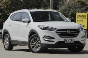 2017 Hyundai Tucson TLe MY17 Active 2WD White 6 Speed Sports Automatic Wagon East Toowoomba Toowoomba City Preview