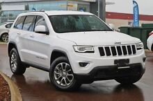 2015 Jeep Grand Cherokee WK MY15 Laredo 4x2 White 8 Speed Sports Automatic Wagon East Rockingham Rockingham Area Preview