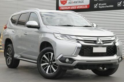 2017 Mitsubishi Pajero Sport QE MY17 GLS Silver 8 Speed Sports Automatic Wagon Adelaide CBD Adelaide City Preview