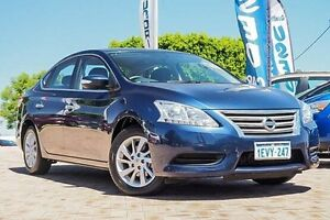 2015 Nissan Pulsar B17 Series 2 ST Blue 1 Speed Constant Variable Sedan Embleton Bayswater Area Preview