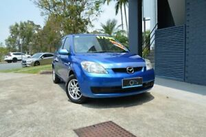 2006 Mazda 2 DY10Y2 Neo Blue 4 Speed Automatic Hatchback Ashmore Gold Coast City Preview