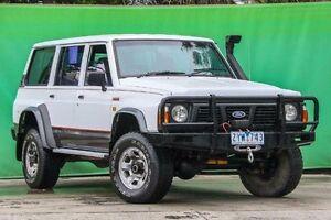 1993 Ford Maverick XLT White Wagon Ringwood East Maroondah Area Preview