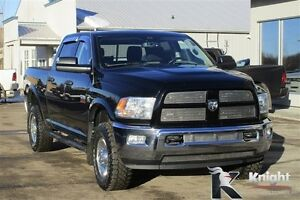 2012 Ram 2500 SLT CREW CAB 4X4 NAV Remote Start Sunroof