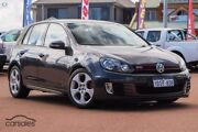 2010 Volkswagen Golf VI MY10 GTI DSG Grey 6 Speed Sports Automatic Dual Clutch Hatchback Mindarie Wanneroo Area Preview