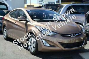 2015 Hyundai Elantra MD Series 2 (MD3) Active 6 Speed Automatic Sedan Wangara Wanneroo Area Preview
