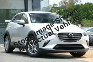 2020 Mazda CX-3 DK2W7A Maxx SKYACTIV-Drive FWD Sport White 6 Speed Sports Automatic Wagon Capalaba Brisbane South East Preview