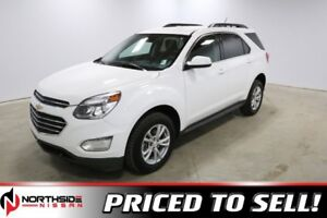 2016 Chevrolet Equinox AWD LT Accident Free,  Back-up Cam,  Blue