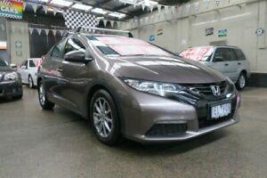 2015 Honda Civic Series 2 MY15 VI 5 Speed Manual Sedan