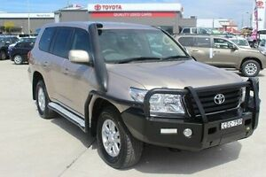 2014 Toyota Landcruiser VDJ200R MY13 GXL (4x4) Gold 6 Speed Automatic Wagon South Maitland Maitland Area Preview