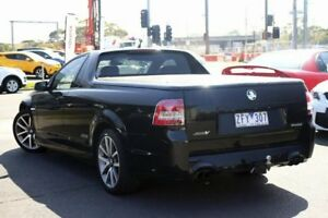 2012 Holden Ute VE II MY12.5 SS Z Series Black 6 Speed Sports Automatic Utility