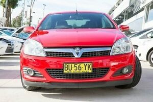 2008 Holden Astra AH MY08 Twin TOP Red 4 Speed Automatic Convertible Baulkham Hills The Hills District Preview