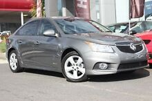 2012 Holden Cruze  Grey Sports Automatic Sedan Watsonia North Banyule Area Preview