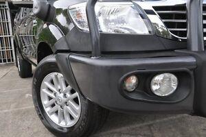 2013 Toyota Hilux KUN26R MY14 SR5 (4x4) Black 5 Speed Automatic Dual Cab Pick-up Mosman Mosman Area Preview