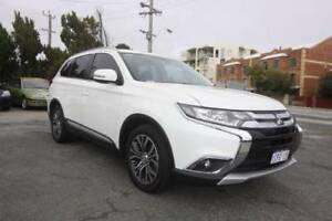 2016 Mitsubishi Outlander XLS SUV Beaconsfield Fremantle Area Preview