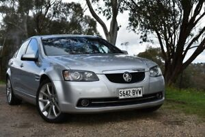 2011 Holden Calais VE II Silver 6 Speed Sports Automatic Sedan St Marys Mitcham Area Preview