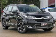 2017 Honda CR-V RW MY18 VTi-S 4WD Black 1 Speed Constant Variable Wagon Noosaville Noosa Area Preview