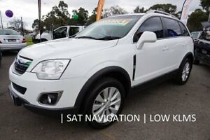 2015 Holden Captiva CG MY15 5 LT Summit White 6 Speed Sports Automatic Wagon Dandenong Greater Dandenong Preview