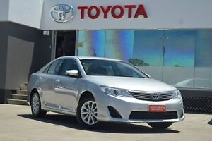 2015 Toyota Camry ASV50R Altise Silver Pearl 6 Speed Automatic Sedan Old Guildford Fairfield Area Preview