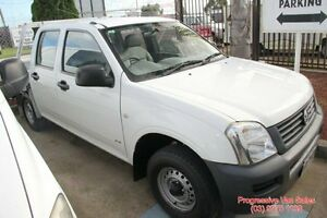 2005 Holden Rodeo DUAL CAB 5 Speed Manual Utility Carrum Downs Frankston Area Preview