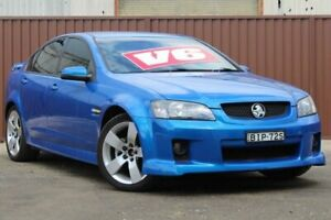 2009 Holden Commodore VE SV6 Sedan 4dr Spts Auto 5sp 3.6i Sports Automatic Sedan Lansvale Liverpool Area Preview
