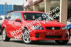 2009 Holden Commodore VE MY09.5 SV6 Sportwagon Silver 5 Speed Sports Automatic Wagon Mount Druitt Blacktown Area Preview