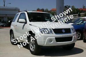 2009 Suzuki Grand Vitara JT MY08 Upgrade (4x4) White 5 Speed Manual Wagon Edgeworth Lake Macquarie Area Preview