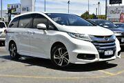 2014 Honda Odyssey RC MY14 VTi-L White 7 Speed Constant Variable Wagon Claremont Nedlands Area Preview