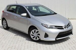 2014 Toyota Corolla Silver Constant Variable Hatchback Embleton Bayswater Area Preview