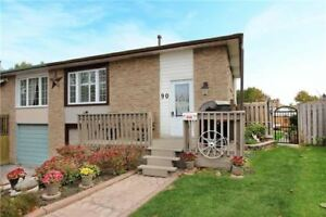 Spacious 3 Bdrm Semi Home Had Roof Replaced 2018 *BOWMANVILLE*