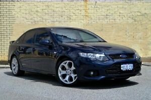 2012 Ford Falcon FG MkII XR6 Blue 6 Speed Sports Automatic Sedan Midland Swan Area Preview